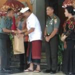 Letkol Jacob Janes Patty, Kabupaten Klungkung Penuh Warna dan Potensi