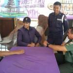 Koramil dan Aparat Terkait Laksanakan Patroli, Jamin Kenyamanan Wisatawan