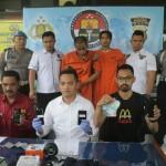 Polisi Ciduk Tersangka Curat Bobol Plafon
