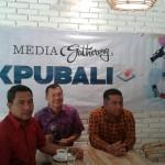 Bersama Insan Media Gathering KPU BALI
