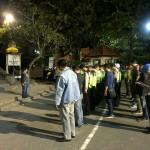 Antisipasi Ibu Waka Polres Patroli di Kawasan Wisata Petitenget