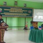 Dandim Gianyar Ingatkan Kembali Prajurit Tentang Netralitas TNI Dalam Pemilu 2019