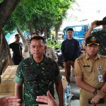 TNI AD Peduli Lingkungan, Bantu  Pemerintah Jakarta  Jernihkan Limbah di Waduk