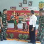 Kodim 1626/Bangli Adakan Lomba Lagu Bali, Untuk Anak-Anak Di Kegiatan TMMD Ke 104