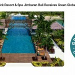 Mövenpick Resort & Spa Jimbaran Bali has proudly received its very first Green Globe™ Certification.