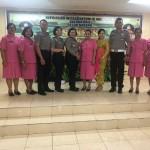 Empat Anggota Polres Badung Menjalani Sidang BP4 Dulu