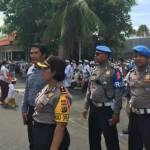 Pengamanan Melasti, Rawan Macet di Wilayah Polres Badung