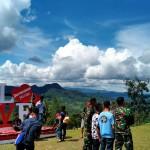 Potret Tujuan Wisata Taman Foto Haumeniana, Karya Satgas Pamtas RI-RDTL.