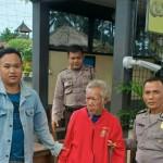 Polisi Amankan Orang Tua Pikun di Pelayanan Publik