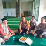 Kapolres Badung Kunjungi Masjid Al Hasanah Menjelang Pemilu 2019