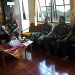 Dandim Klungkung Anjangsana Di Tiga Desa Di Kecamatan Dawan