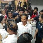 Kunjungan Kerja Presiden RI Joko Widodo Di Bali
