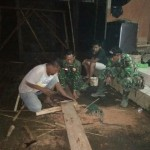 Satgas Kerja Lembur Genjot Bedah Rumah
