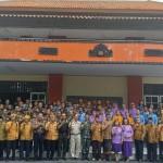 Kegiatan Komsos Bersama KBT dibuka Oleh Kasiter Korem 163/Wira Satya