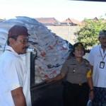 Waka Polres Badung;Penyaluran Bansos Agar Tepat Sasaran