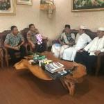 Tokoh Muslim Kunjungan Ke Kapolres Badung