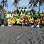 Gerakan Semesta Berencana Bali Resik Sampah Plastik