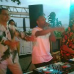 Classic Sunday party at Artotel Beach Club Sanur