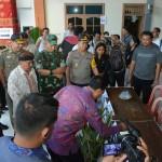 Pangdam IX/Udayana Bersama KPU Memonitoring Kesiapan di TPS