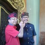 Jokowi Apresiasi Atas Masyarakat Bali Prosentase Tertinggi di Indonesia