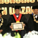 Bali Police Chief Wins Award of Honorary Doctorate Degree