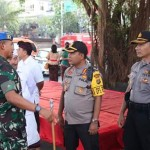 Bali Regional Police Immerse Security Personnel
