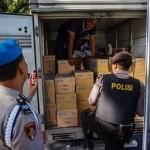 Polda Bali Fokuskan Swiping Mobil Box Ops Cipkon Agung 2019
