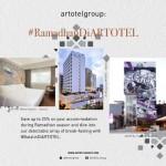 RamadhandiArtotel Menyediakan Berbagai Promo