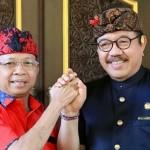Gubernur Koster Angayu Bagia atas Kemenangan Pasangan Jokowi-Ma'aruf Amin