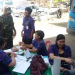 Program Bhakti TNI KB-Kesehatan Wujudkan Kemanunggalan TNI Dengan Masyarakat