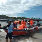 Dit Polairud Polda Bali Evakuasi Kapal Kandas KMP Swarna