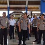 Wakapolda Bali Kunjungi Pospam Sempidi Dan Posyan Terminal Mengwi