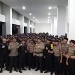 Kapolda Bali Bertemu Pasukan Brimob dan Samapta BKO di Jakarta