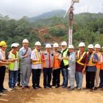 Gubernur Bali Memantau Proyek Jalan Baru Batas Kota Singaraja-Mengwitani