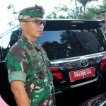 Mayjen TNI Benny Susianto, Terjun Langsung Pengamanan Festival PKB ke-41.