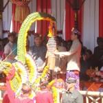 Presiden RI Joko Widodo,  Buka Pesta Kesenian Bali (PKB) ke-41 Tahun