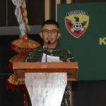 Prajurit dan PNS Kodam IX/Udayana Terima Sosialisasi Program TWP dan Asabri