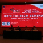 Journey to Sustainable Tourism The Theme of the 6th BBTF 2019