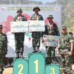 Pangdam Tutup Lomba Tembak Kodam IX/Udayana TA. 2019