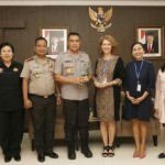 Waka Bali Police Receives Balinale Audience, Towards the 13th Bali International Film Festival.