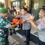 Polres Klungkung Dapat Kejutan Hut Ke 73 Bhayangkara