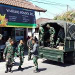 Satgas TMMD Ke 105 Kodim Klungkung Tiba Di Desa Nyanggelan