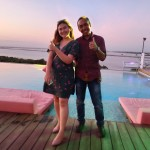 The First Time Only Bay Club in the Nusa Dua Crystal Hotel