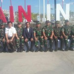 Panglima Kunjungan Kerjasama TNI Dan F-FDTL