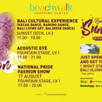 Beachwalk Shopping Center Kembali Dengan Tema I AM FASHION