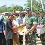 Kasad dan Pangdam IX/Udayana, Gubernur NTB Tutup TMMD ke-105 Lotim