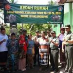 Irdam IX/Udayana Tutup TMMD Ke 105 Kodim Klungkung, Apresiasi Partisipasi Warga