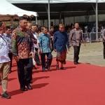 Wapres Jusuf Kalla Menghadiri Puncak Hakteknas Ke-24 di Bali