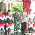 Sebanyak 493 Orang Anggota Kontingen Porprov di Lepas Bupati