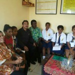 Siswa Asal Papua Nyaman Dan Aman Bersekolah Di SMK Negeri 1 Gianyar